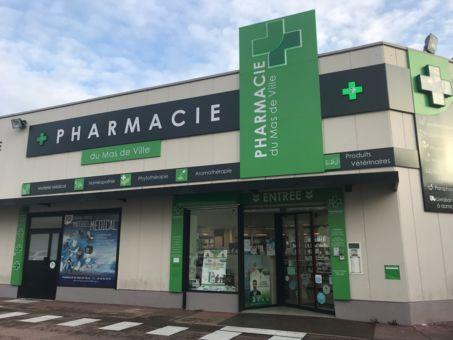 Pharmacie du Mas de Ville, Nimes